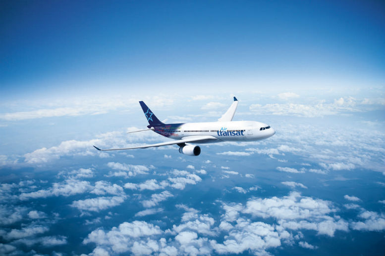 Air Transat switches to single-aisle transatlantic flights this winter