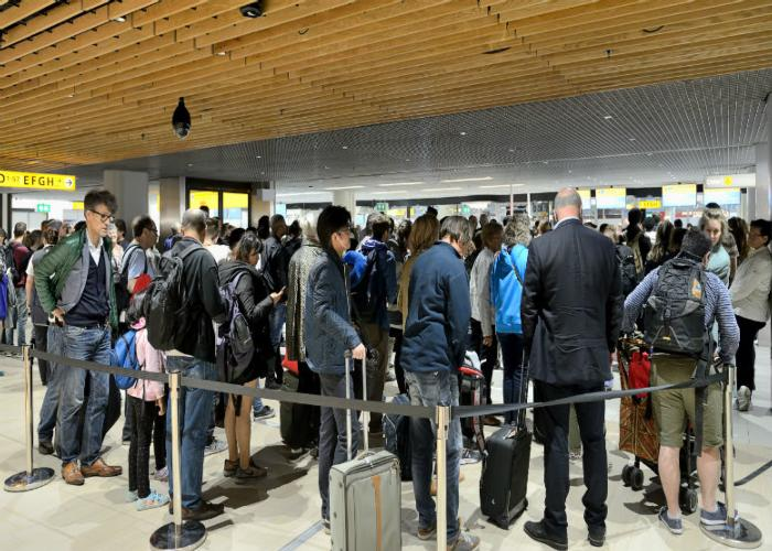 Over 50s shunning major airports in favour of regionals, study finds