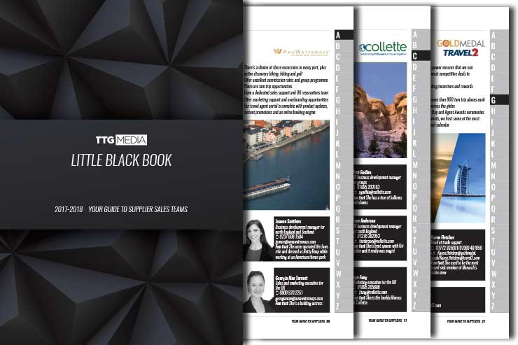 Little Black Book 2017-18