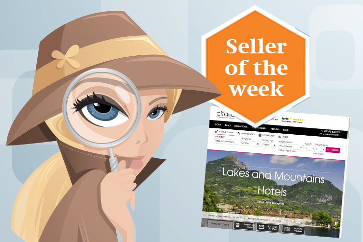 Mystery Shopper's seller of the week: Citalia