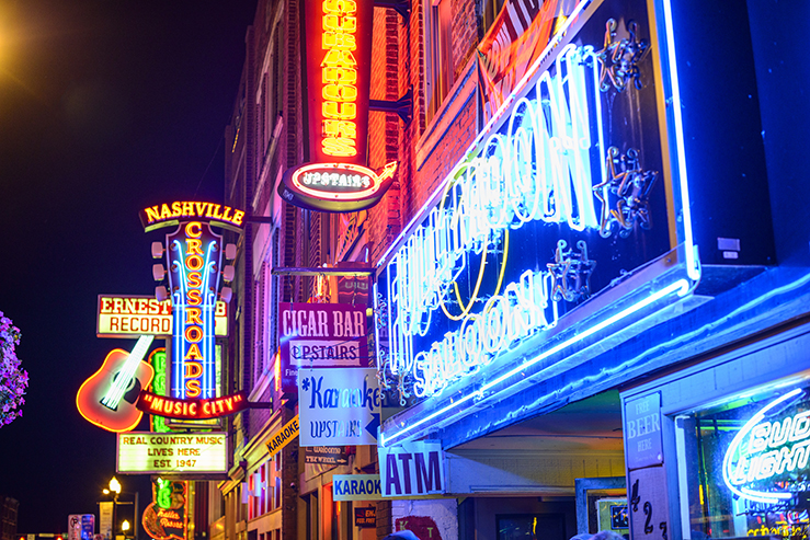 Nashville 'to be new BA destination'