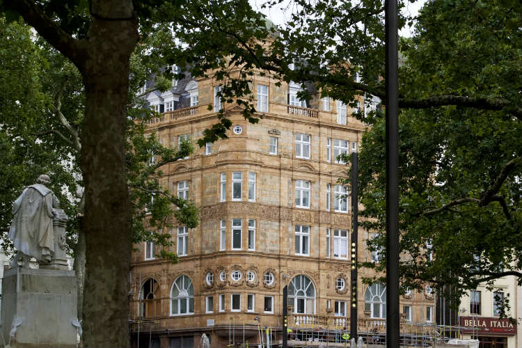 Boutique hotel set for Leicester Square opening