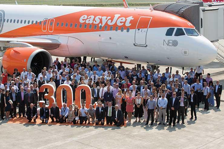 Ttg Routes News How Easyjet Is Preparing For A Post Brexit Future