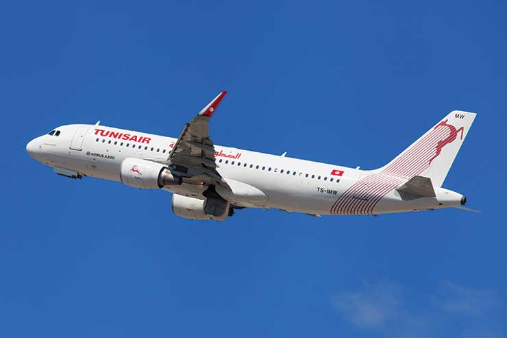 Tunisair eyes charter flights for next year