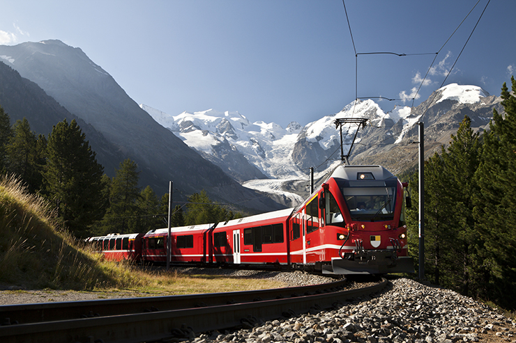 2. The Bernina Express