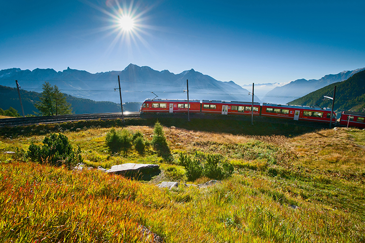 Five unforgettable rail journeys to Italy