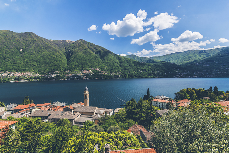 Lake Como is back on the touring map for Riviera Travel