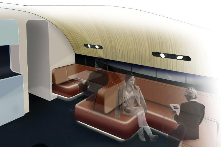 Qantas unveils plans to upgrade A380 premium cabins