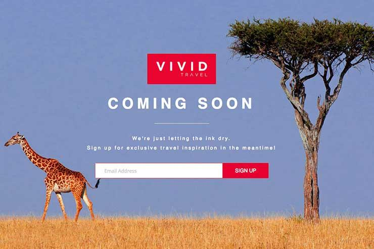 Kane Pirie returns to travel with Vivid launch