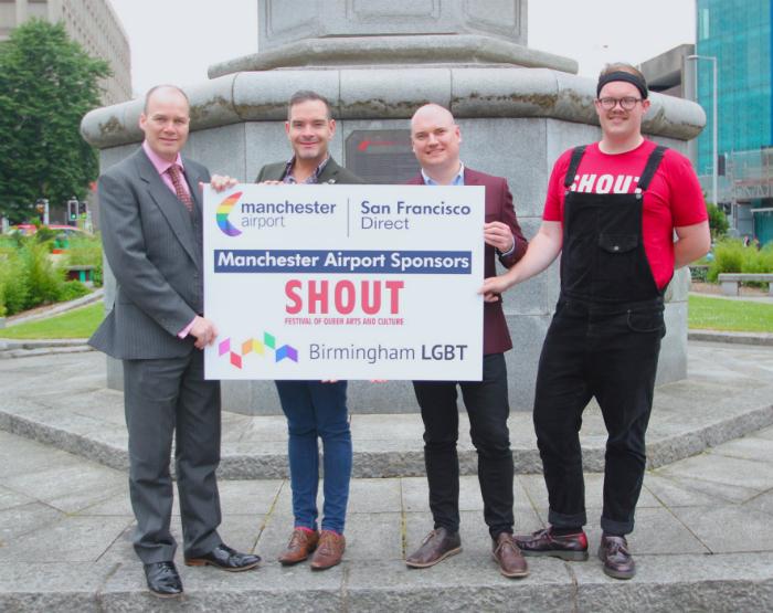 LGBT Shout Festival