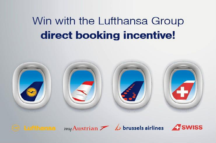 NEW: Win an Apple Watch and more with the Lufthansa Group