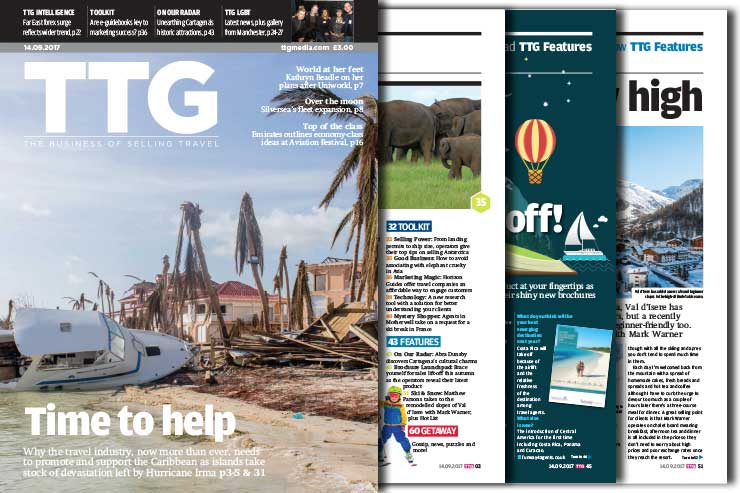 Read the TTG September 14 edition