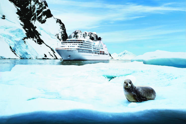 New Seabourn expedition ships to include onboard submarines
