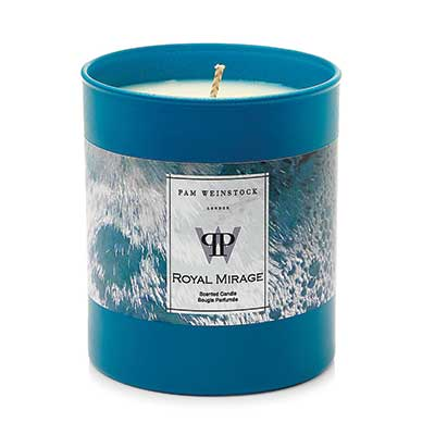 Win a luxurious candle