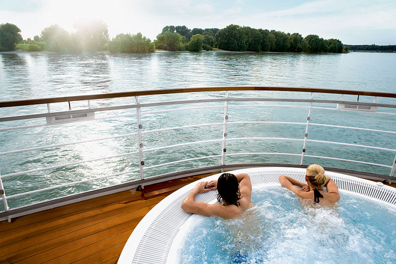 How A-Rosa does river cruising differently
