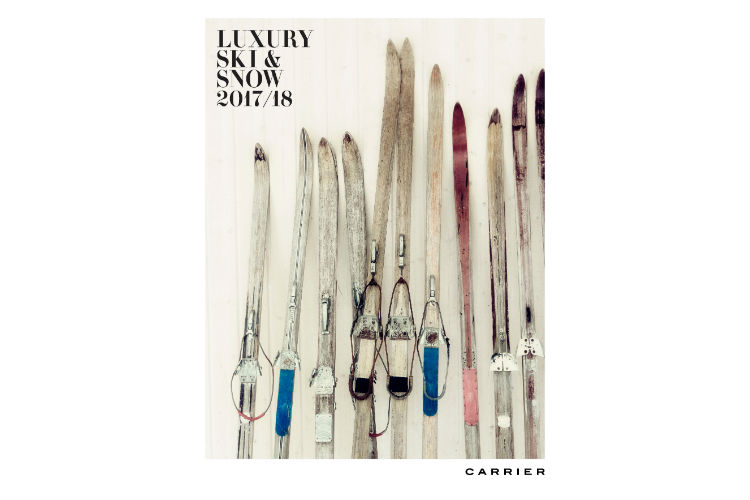 Carrier Luxury Ski brochure