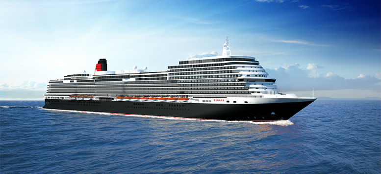 Cunard announces new ship