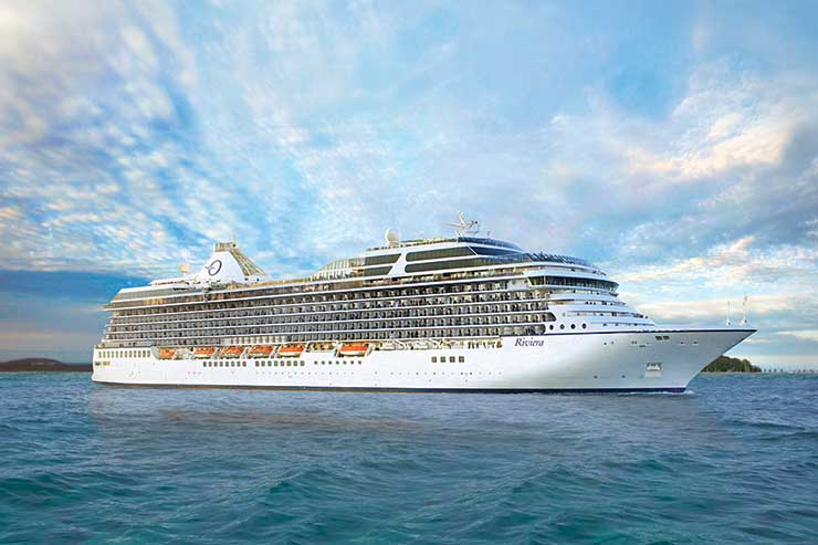 Getting a taste for the Med aboard Oceania Cruises' MS Riviera