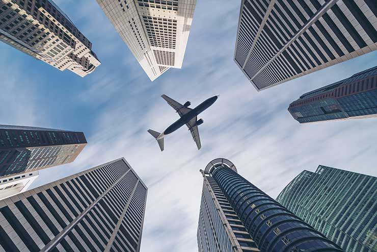Managing airlines' C02 footprint