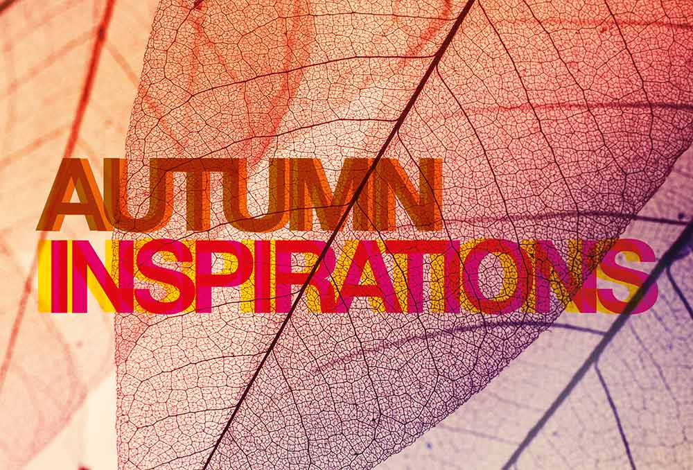 Autumn inspirations