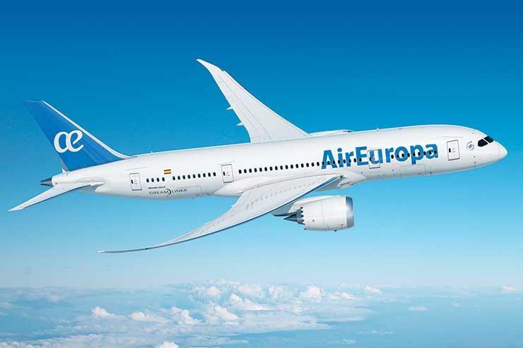 Air Europa grows Dreamliner order