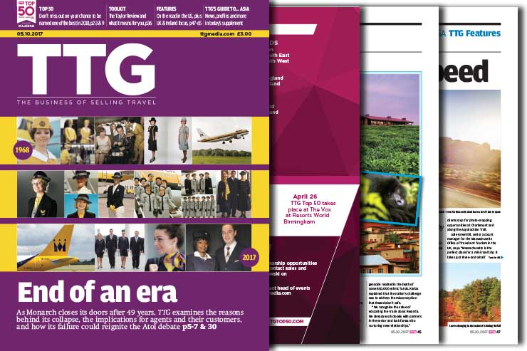 Read the TTG October 5 edition