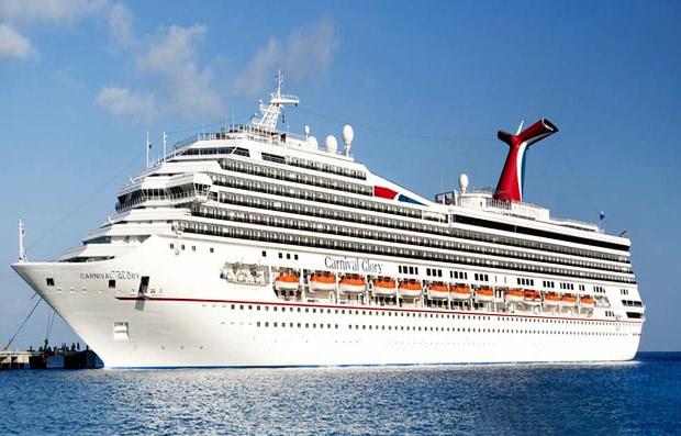 Girls dies as Carnival ship arrives in Miami