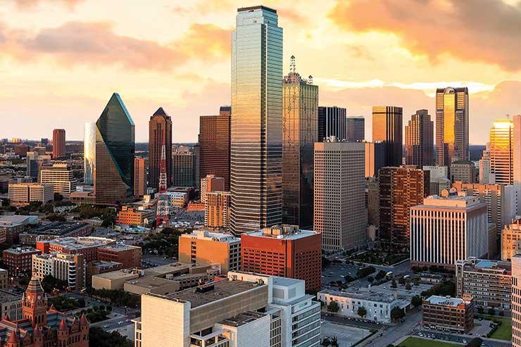 Dallas is the site of a future Mandarin Oriental