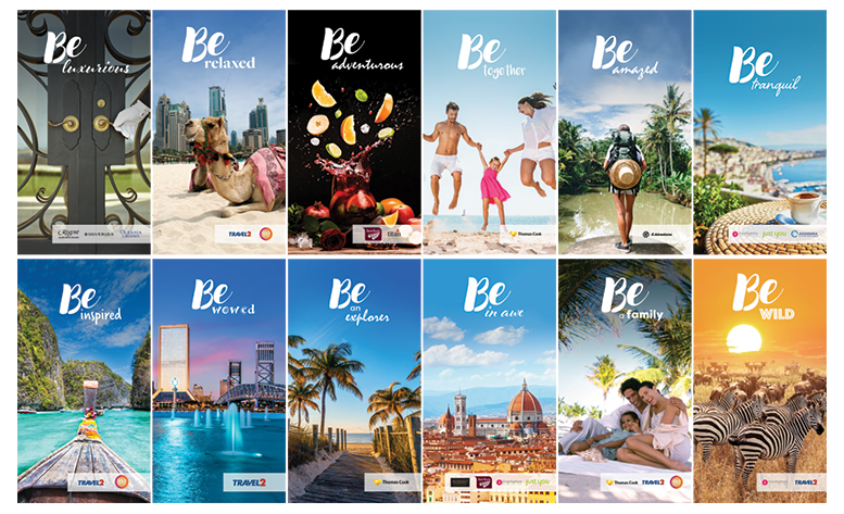 Travel Network Group invites agents to 'Be' part of its autumn campaign
