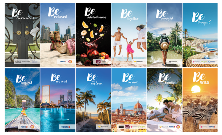 Travel Network Group ad