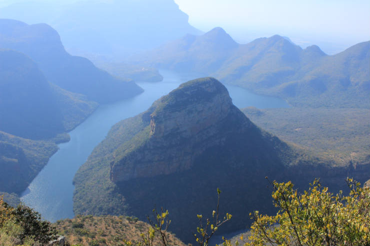 Taking a spin on South Africa's Panorama Route