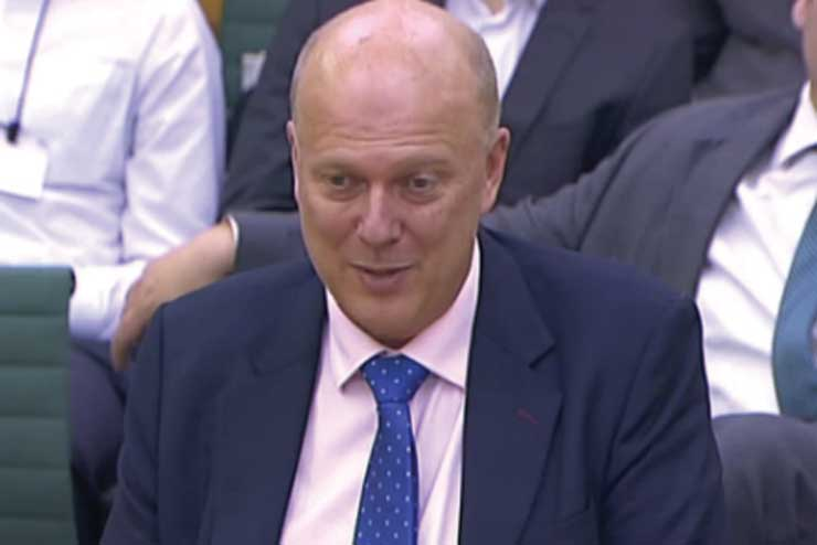 Grayling admits government would step in again to repatriate
