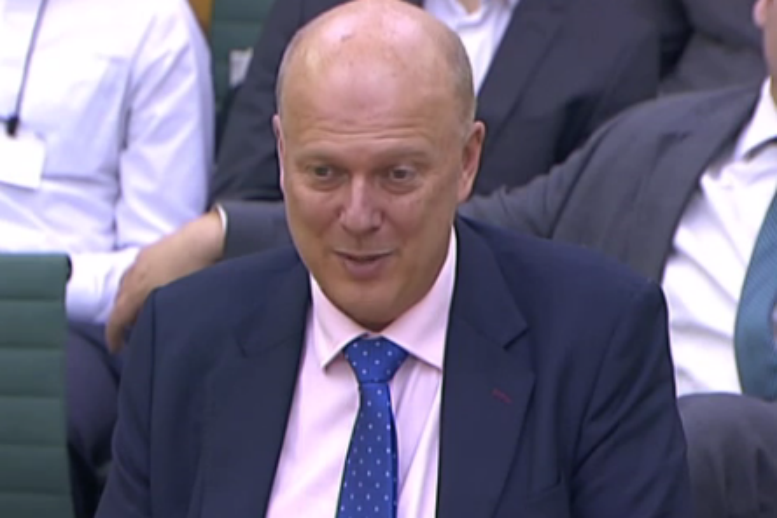 Grayling: 'Trade could not handle Monarch failure'