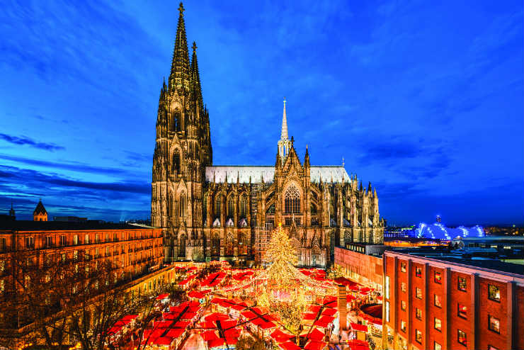 Trains, planes and automobiles: Choosing a route to festive fun