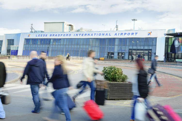 Leeds Bradford airport sold to investment group