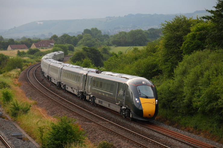 Win train tickets with Great Western Railways