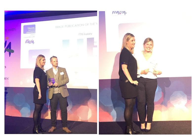TTG Media wins host of awards