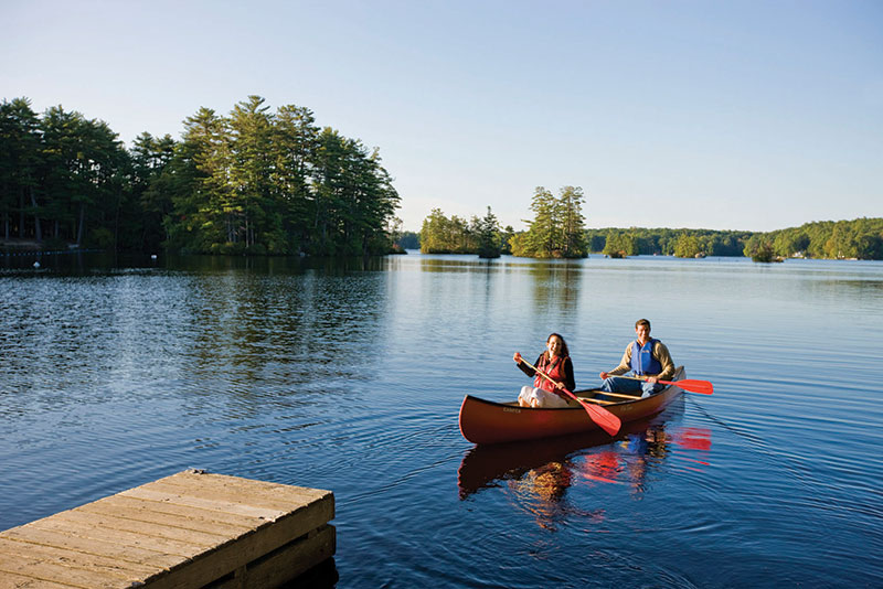 On Our Radar: Embracing the outdoors in New Hampshire