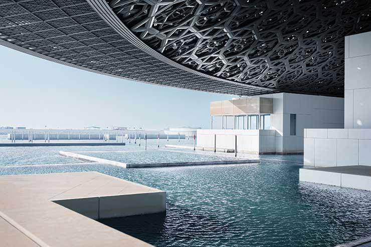 Louvre Abu Dhabi. Photo Credit: Mohamed Somji