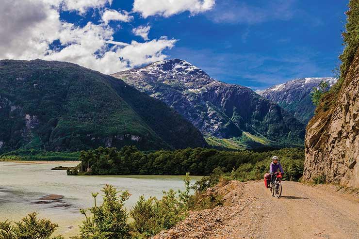 Chile Carretera Austral by bike