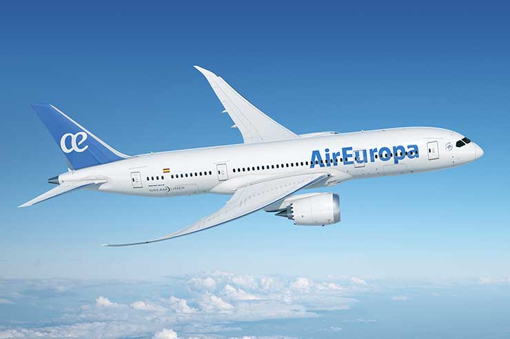 Air Europa appoints new UK sales and marketing managers
