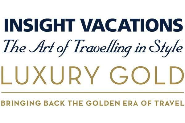 Little Black Book: Insight Vacations & Luxury Gold