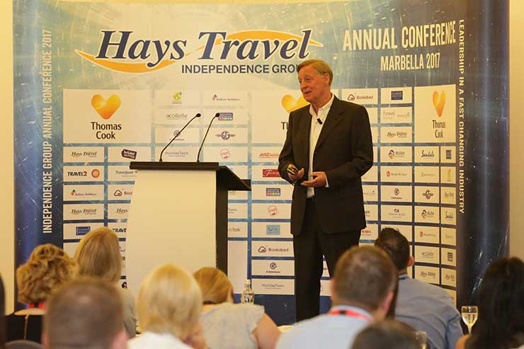 Hays IG in 'good spot' with profit up 20%