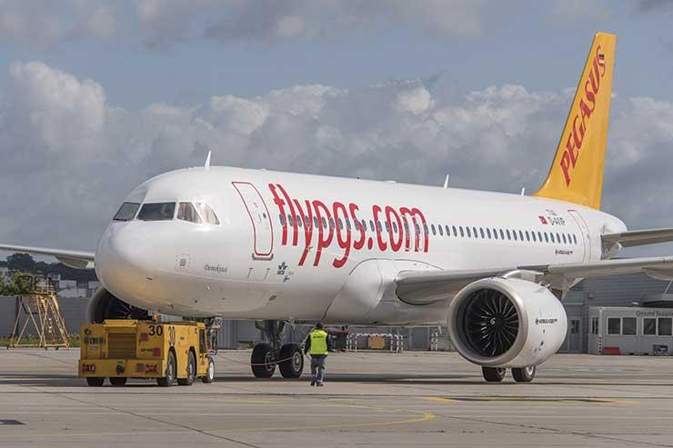 Pegasus Airlines confirms option on 25 A321neos
