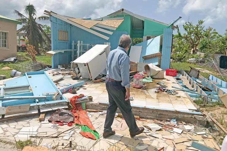 WTM 2017: Antigua in tourism push to help Barbuda recover