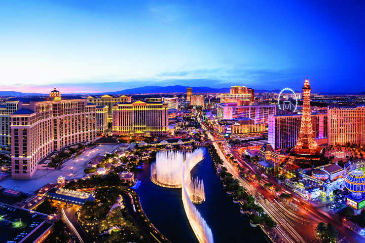 Las Vegas to host 2021 IPW travel trade show