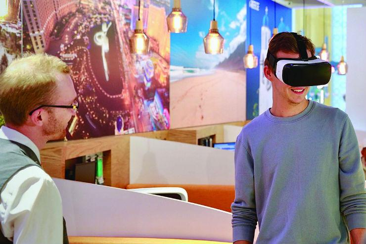 How VR has given Thomas Cook Stratford a boost