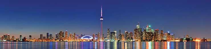 Cities in the spotlight