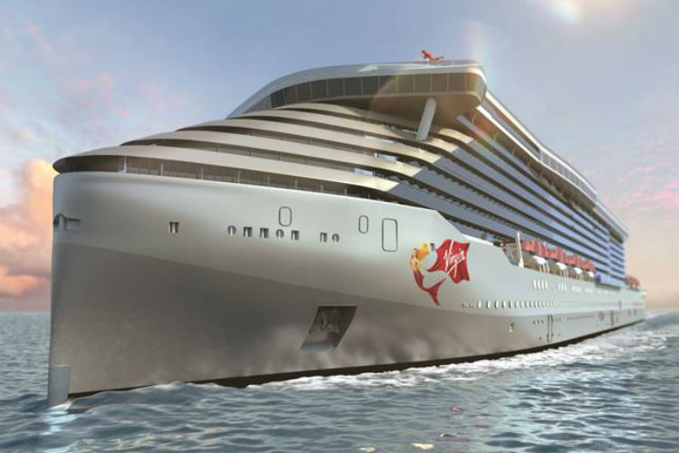 Virgin Voyages 'could bring Scarlet Lady to multiple UK ports' in 2020