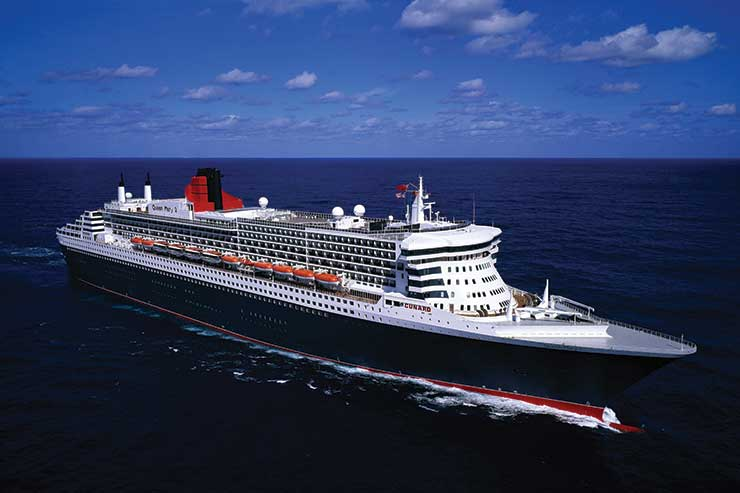 Cunard unveils 2020 programme featuring additional transatlantic crossings